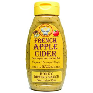 Honey Dijon Dipping Sauce Apple Cider Vinegar - 10floz/30cl