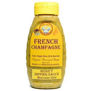 Honey Dijon Dipping Sauce Champagne Vinegar