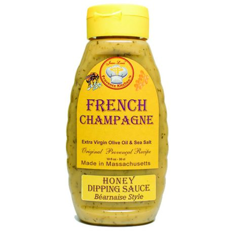 Honey Dijon Dipping Sauce Champagne Vinegar