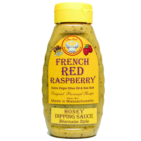 Honey Dijon Dipping Sauce Red Raspberry Vinegar