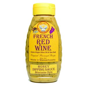 Honey Dijon Dipping Sauce Red Wine Vinegar
