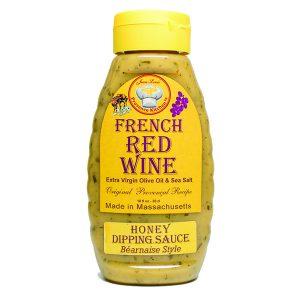 Honey Dijon Dipping Sauce Red Wine Vinegar