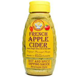 Hot & Spicy Dipping Sauce Apple Cider Vinegar