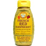 Hot & Spicy Dipping Sauce Red Raspberry Vinegar
