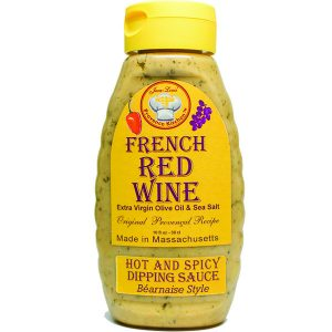 Hot & Spicy Dipping Sauce Red Wine Vinegar