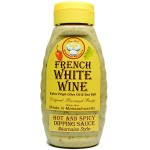 Hot & Spicy Dipping Sauce White Wine Vinegar