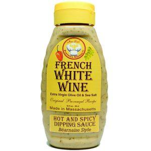 Hot & Spicy Dipping Sauce White Wine Vinegar