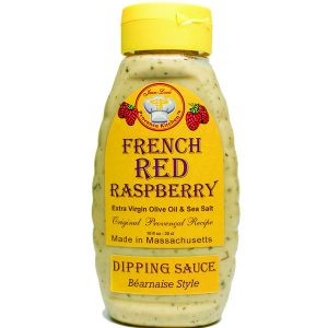 Dipping Sauce Red Raspberry Vinegar