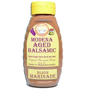 Dijon Marinade BALSAMIC Vinegar