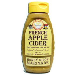 Honey Dijon Marinade APPLE CIDER Vinegar