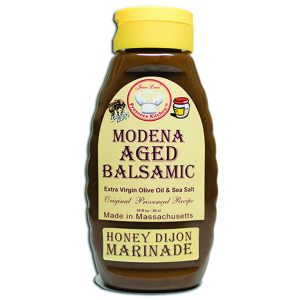 Honey Dijon Marinade BALSAMIC Vinegar