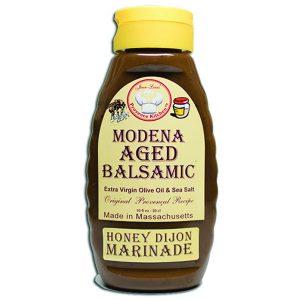 Honey Dijon Marinade BALSAMIC Vinegar