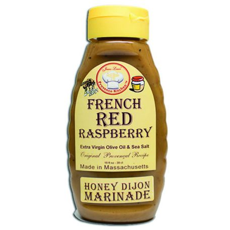Honey Dijon Marinade RED RASPBERRY Vinegar