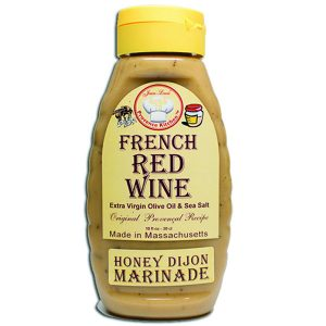 Honey Dijon Marinade RED WINE Vinegar