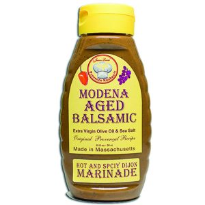 Hot & Spicy Marinade BALSAMIC Vinegar