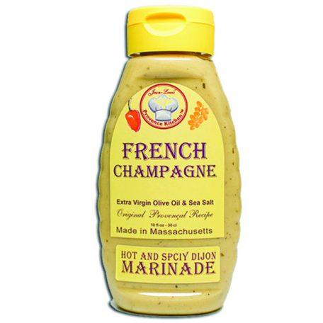 Hot & Spicy Marinade CHAMPAGNE Vinegar