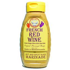 Hot & Spicy Marinade Red Wine Vinegar