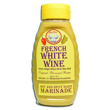 Hot & Spicy Marinade White Wine Vinegar