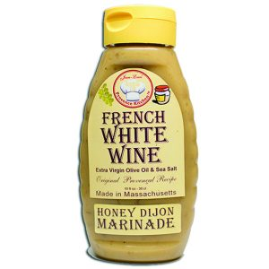 Honey Dijon Marinade WHITE WINE Vinegar