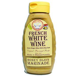 Honey Dijon Marinade WHITE WINE Vinegar