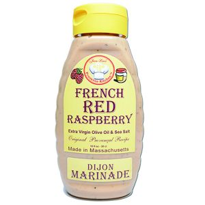 Dijon Marinade RED RASPBERRY Vinegar