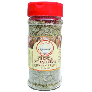 French Seasoning with Garlic and Herbs de Provence