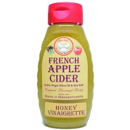 Honey Vinaigrette APPLE CIDER Vinegar