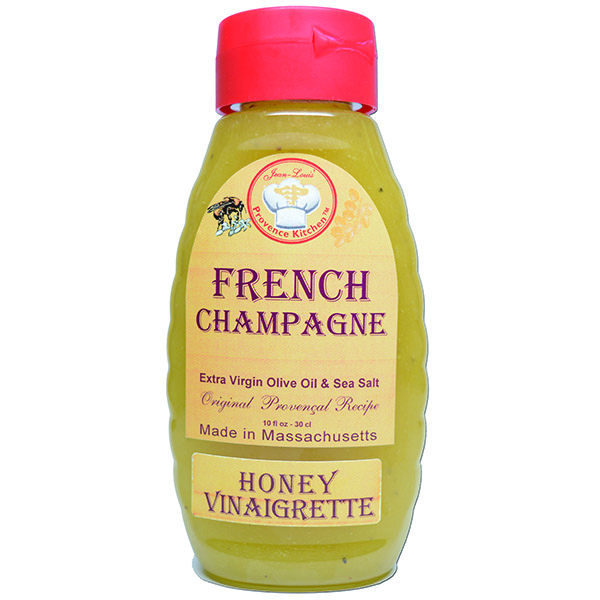 Honey Vinaigrette Champagne Vinegar