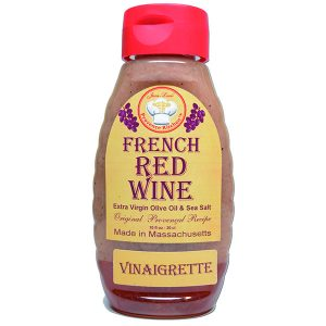 Vinaigrette RED WINE Vinegar - 10floz/30cl