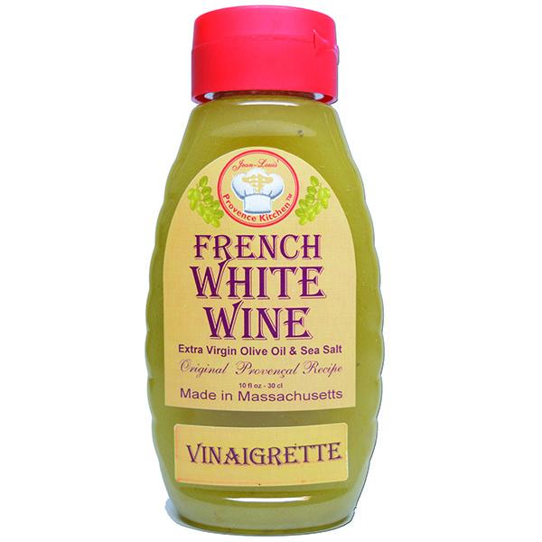 Vinaigrette WHITE WINE Vinegar - 10floz/30cl
