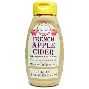 Salad Dressing Aged APPLE CIDER Vinegar