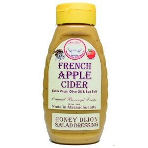 Honey Dijon Salad Dressing APPLE CIDER Vinegar