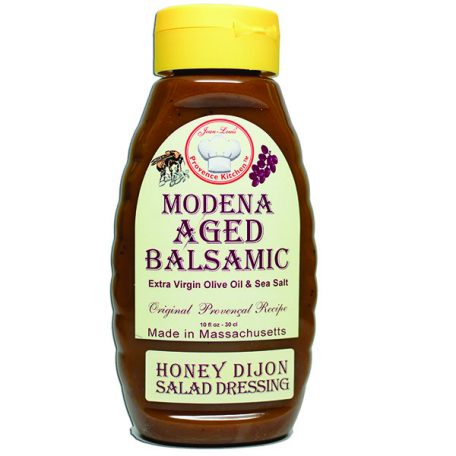 Honey Dijon Salad Dressing Balsamic Vinegar