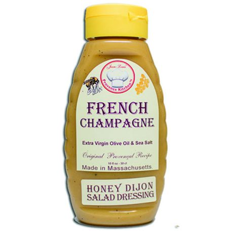 Honey Dijon Salad Dressing Champagne Vinegar
