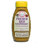 Honey Dijon Salad Dressing Red Raspberry Vinegar