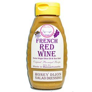 Honey Dijon Salad Dressing Red Wine Vinegar