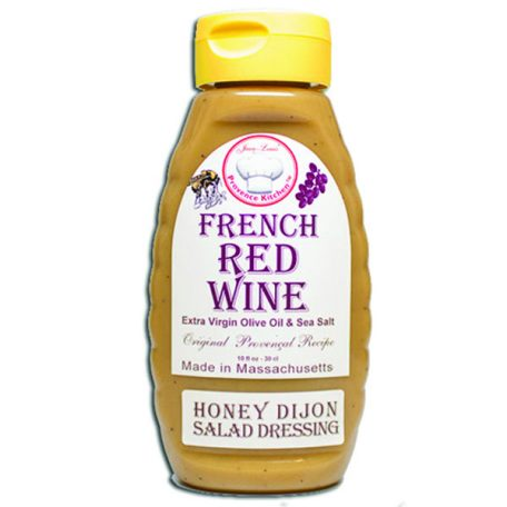 Honey Dijon Salad Dressing Red Wine Vinegar