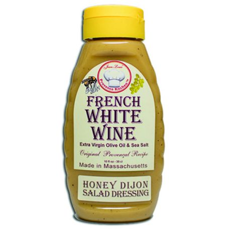 Honey Dijon Salad Dressing White Wine Vinegar