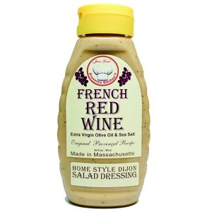 Salad Dressing Aged RED WINE Vinegar