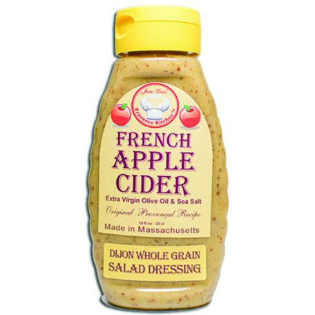 Whole Grain Salad Dressing APPLE CIDER Vinegar