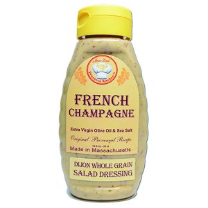 Whole Grain Salad Dressing CHAMPAGNE Vinegar