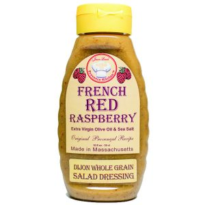 Whole Grain Salad Dressing RED RASPBERRY Vinegar