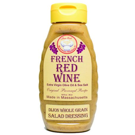Whole Grain Salad Dressing RED WINE Vinegar