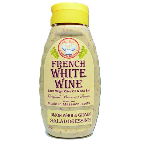 Whole Grain Salad Dressing WHITE WINE Vinegar