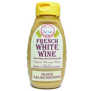 alad Dressing Aged WHITE WINE