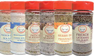 SPICES from Provence Kitchen