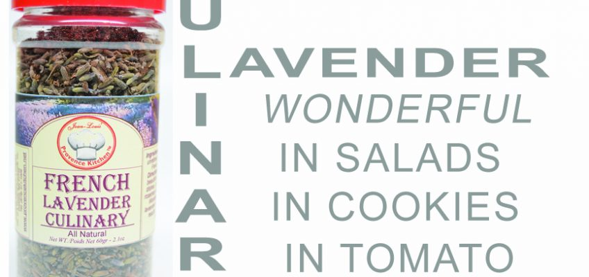 Provence Kitchen Culinary Lavender