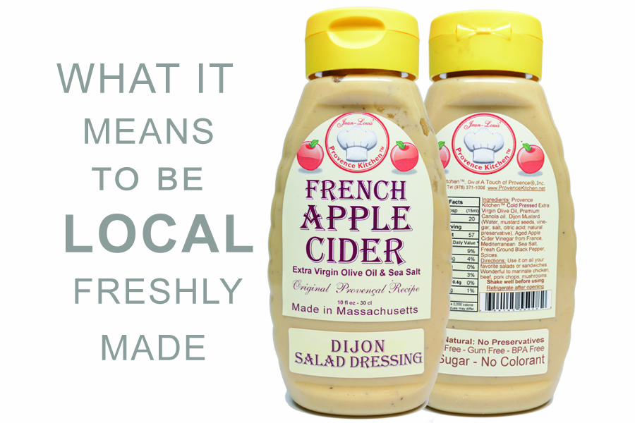 Provence Kitchen Apple Cider Salad Dressing